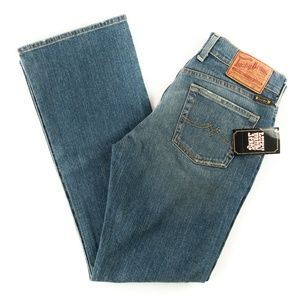Lucky Brand Jeans Sweet N Low Mid Rise Easy Fit 27